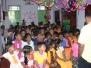 India - Bambini sostenuti a Periyathalai