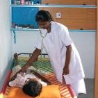 Persiyal checks up