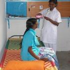 Persiyal gives treatment