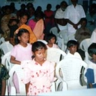 Momento di raccoglimento per le vittime dello Tsunami 2