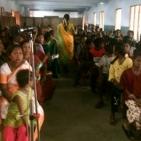 Riunione sostegno a distanza Azhagappapuram2
