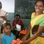 Riunione sostegno a distanza Azhagappapuram4