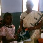 Riunione sostegno a distanza Azhagappapuram6
