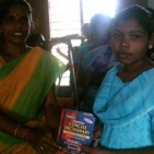 Riunione sostegno a distanza Azhagappapuram7