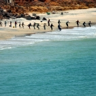 Pescatori a Toubab Dialao