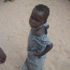 bambina a Toubab Dialaw