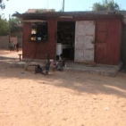 bambini per la strade di Toubab dialaaw