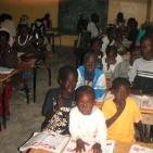 corso pomeridiano supplementare per i bambini sostenuti