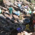 fonte di acqua dolce a toubab Dialaw