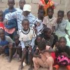 gruppo dei bambini sostenuti 2