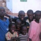 gruppo di bambini a Toubab dialaw10