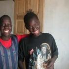 ragazzi di Toubab Dialaw