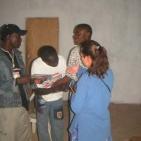 riunione con i volontari di Toubab Dialaw3