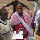 volontaria di Toubab dialaw